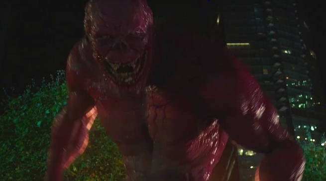 Supergirl First Look at Parasite