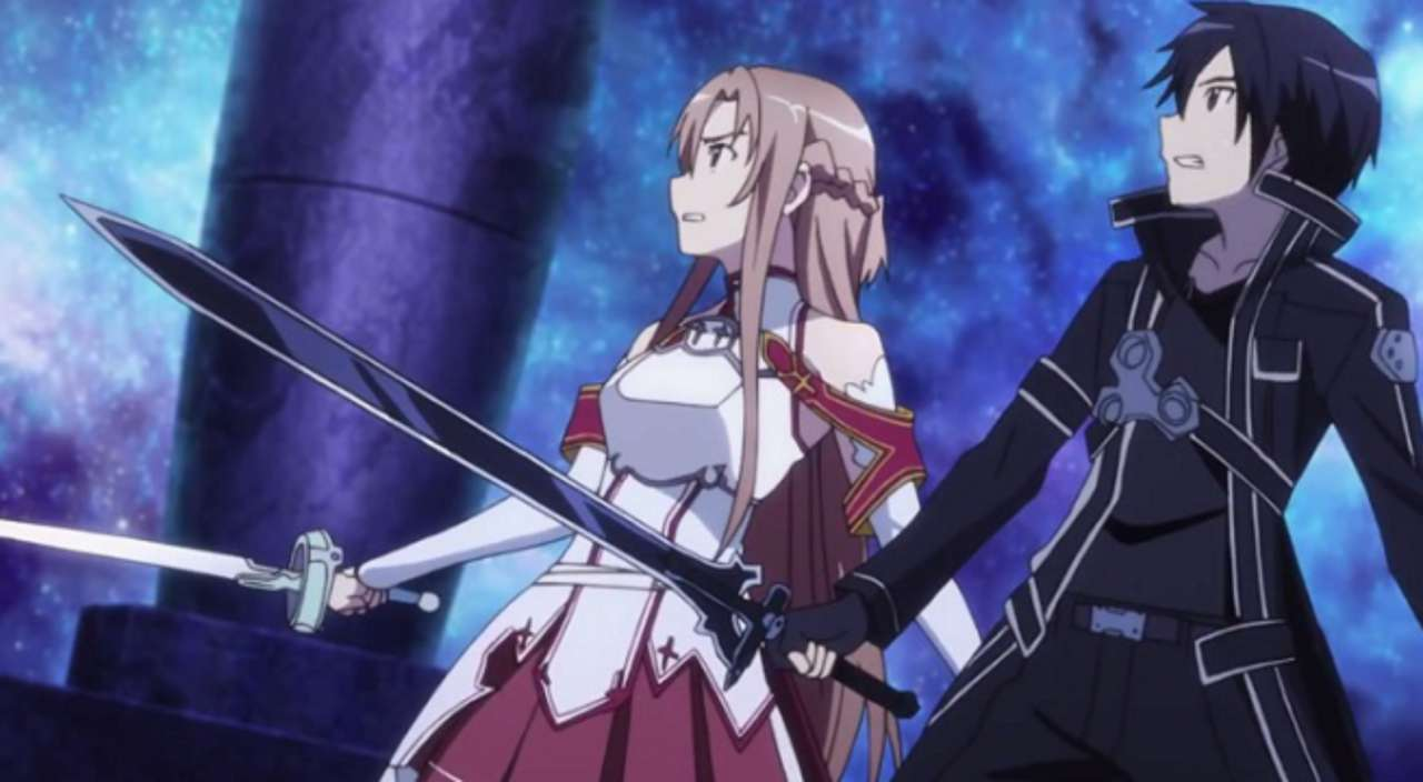 Image result for Sword Art Online anime