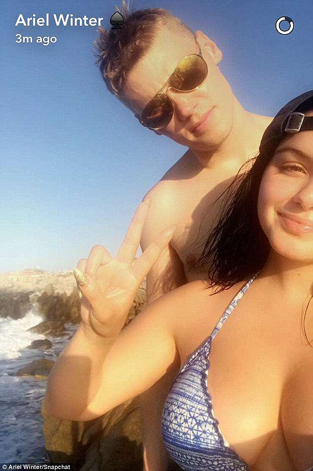 Ariel Winter Has Upped The Booty Ante In Shocking New