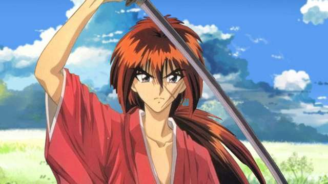 Image result for Rurouni Kenshin