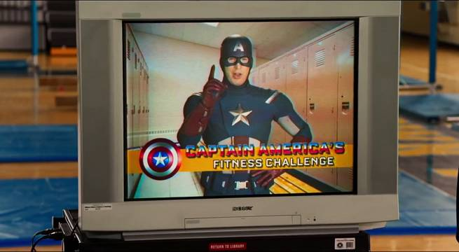 Image result for spiderman homecoming captain america