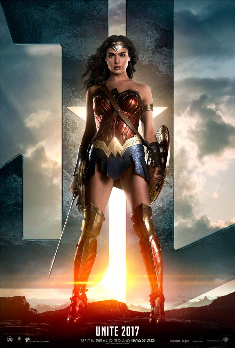 Image result for wonder woman justice league