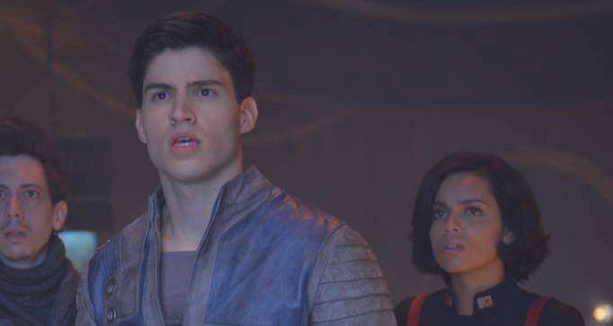 Krypton: l'annuncio ufficiale della serie con una prima immagine