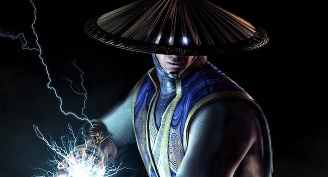 Image result for raiden injustice 2