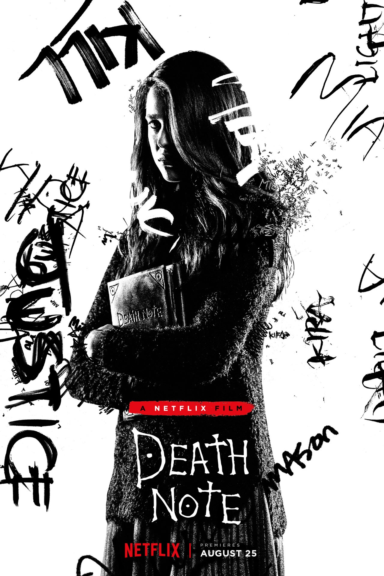 death note reveals mia character poster