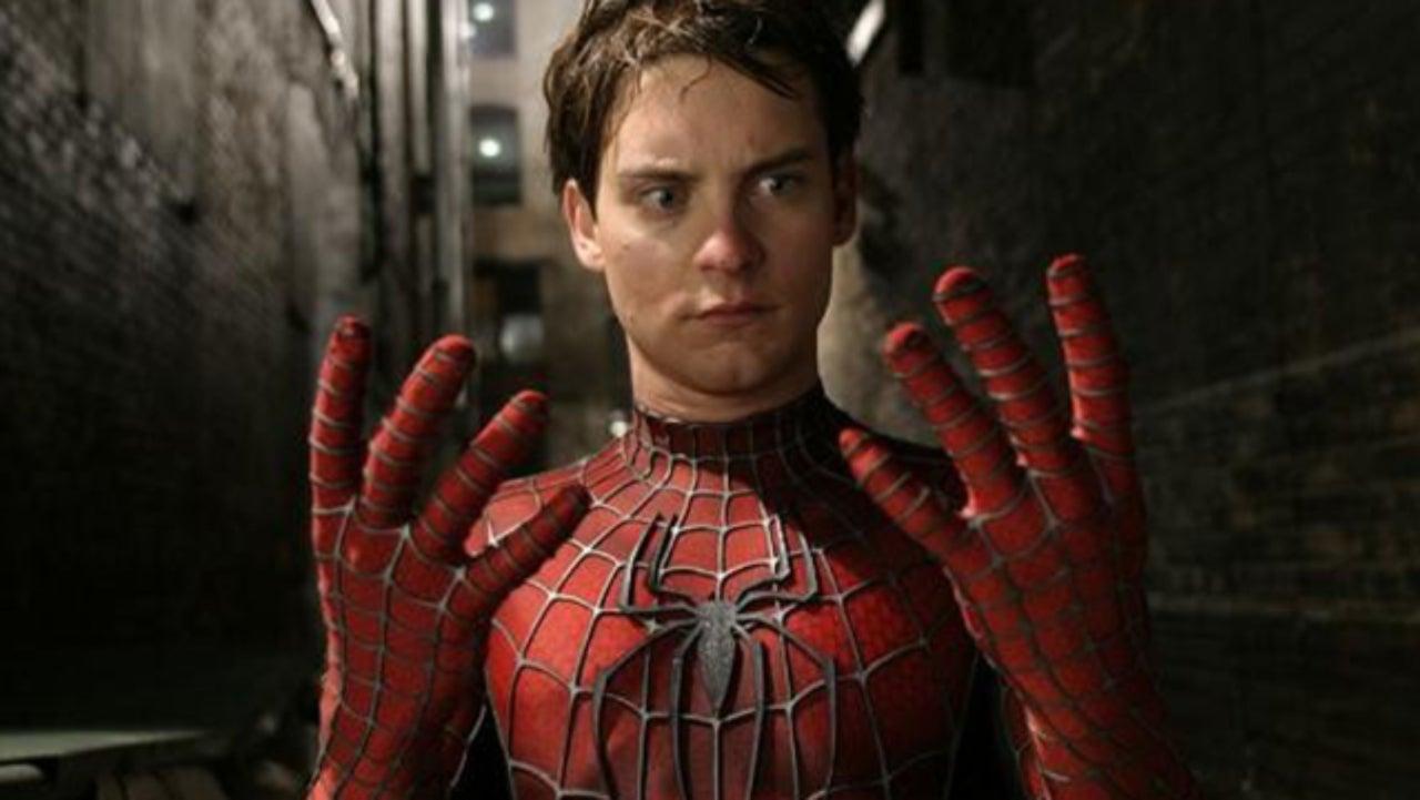 tobey maguire spider-man ile ilgili görsel sonucu