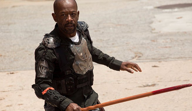 Image result for Morgan walking dead season 8