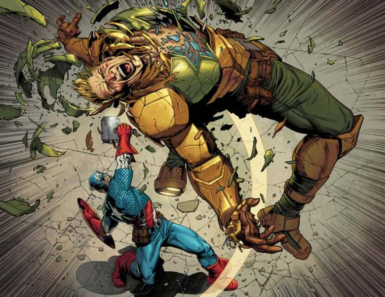 Image result for Captain America: Agent of Hydra