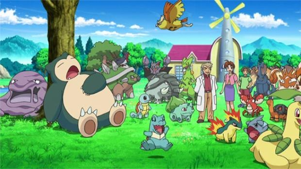 Image result for anime pokemon
