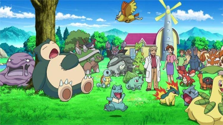 Image result for anime pokemon