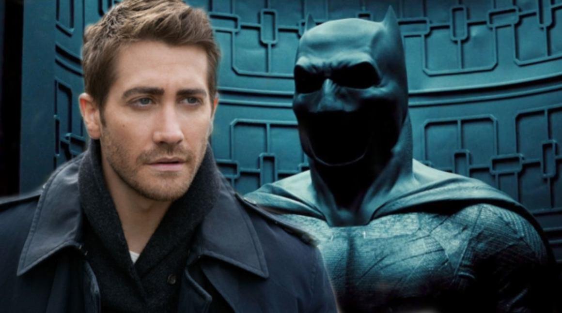 Risultati immagini per jake gyllenhaal batman affleck