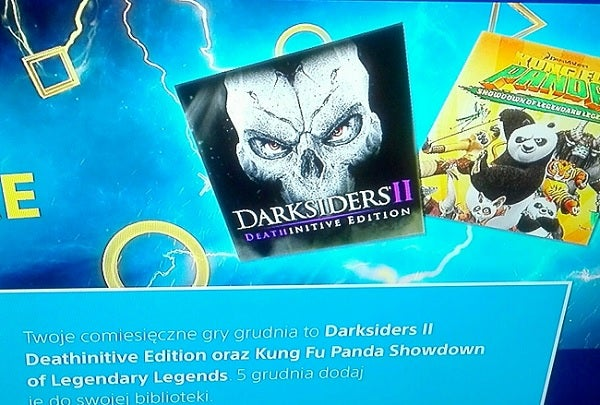 darksiders 1061663 - PlayStation Plus Games for December Leak Ahead of Official Reveal