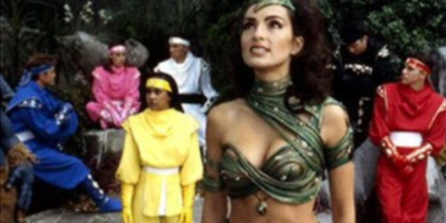 Mariska Hargitay Remembers Being Fired From the Original Power Rangers Movie