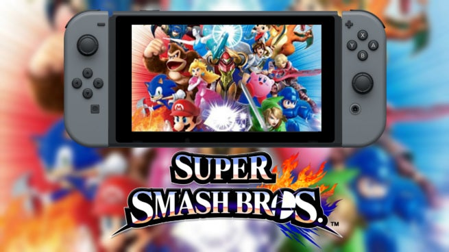 Image result for Smash switch