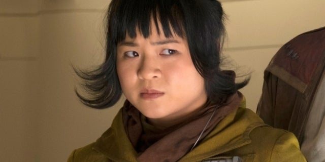 Image result for Fires Back at Rose Tico Haters
