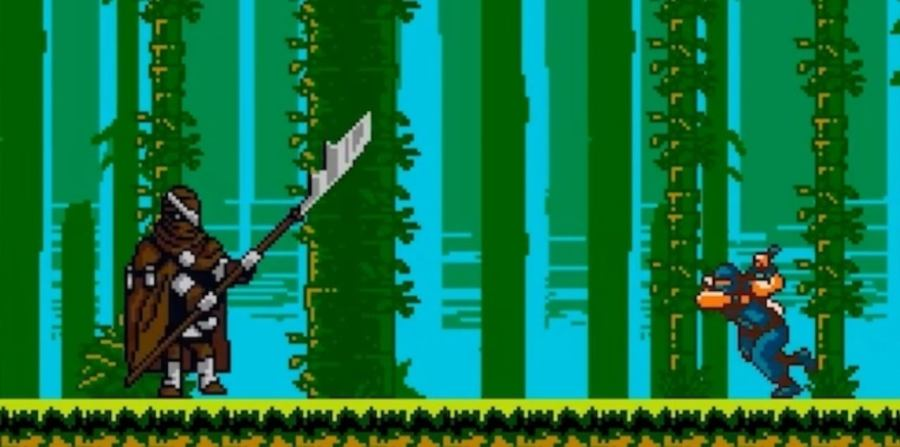 Ninja Gaiden Style 8 Bit Ninja Action Game The Messenger Coming To     Ninja Gaiden Style 8 Bit Ninja Action Game The Messenger Coming To PC   Consoles This Year