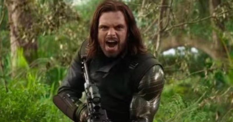 Image result for bucky infinity war