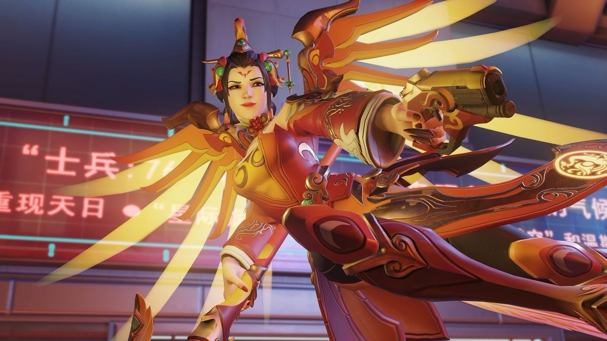 Latest Overwatch Update Brings Much Needed Quality Of Life Changes