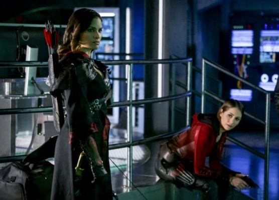 Image result for arrow thea and nyssa