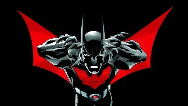 Batman Beyond Arrowverse Concept Art
