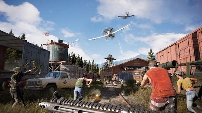 Far Cry 5 Review  I m a Believer Far Cry
