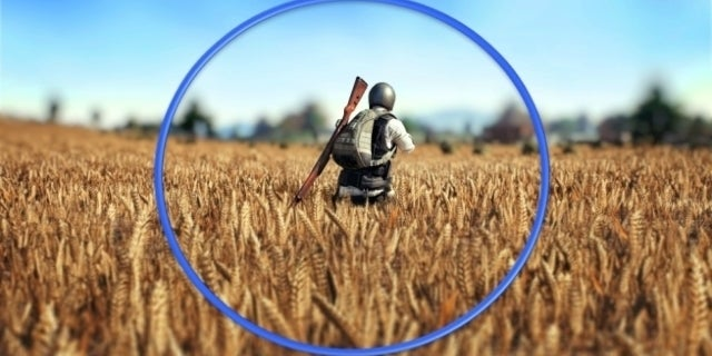PUBG Players Discover Hack That Make The Blue Circle Of