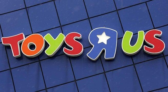 Toys-R-Us-Hasbro Mattel