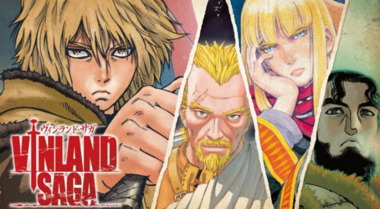vinland saga announces anime series