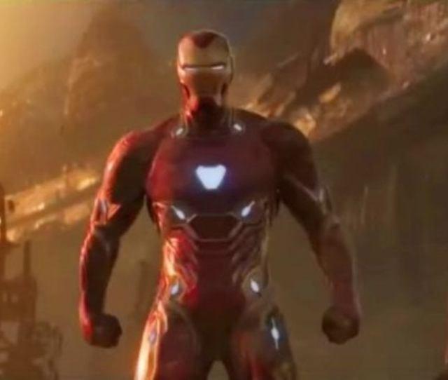 Avengers Infinity War Tv Spot Reveals New Iron Man Footage