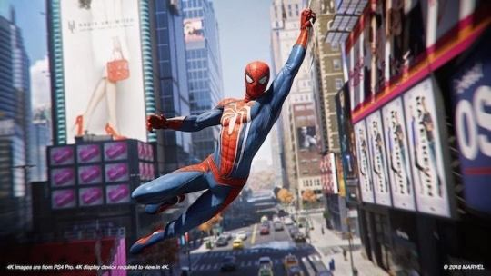 Insomniac Games  Spider Man PS4 Game is Getting Its Own Art Book Judging by what s been revealed thus far with gameplay footage and some  remarkable looking screenshots  Insomniac Games  Spider Man game for  Playstation 4