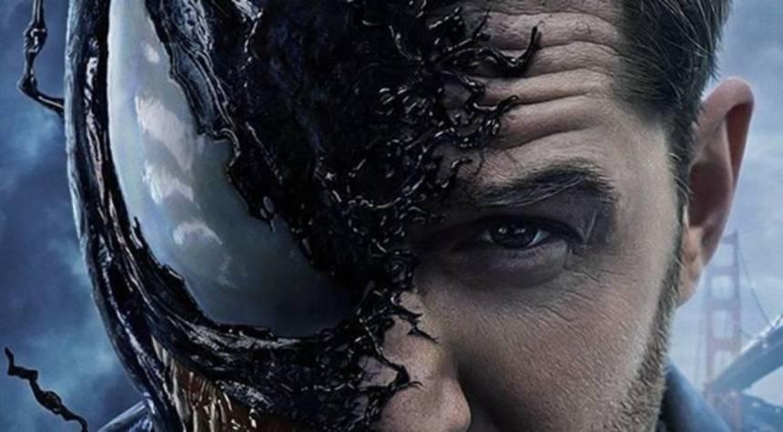 Image result for venom 2018 film