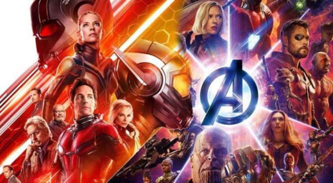 Ant Man And The Wasp Takes Place During Avengers Infinity War