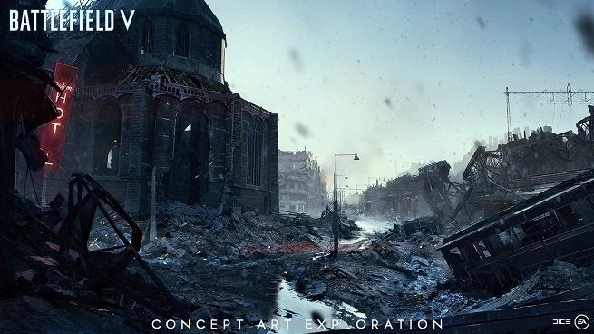 Battlefield V Reveals New Grand Operations Mode