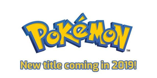 Image result for pokemon new title coming in 2019
