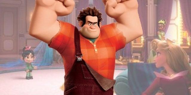 Wreck It Ralph 2 Photos Reveal First Look At The Disney Princesses