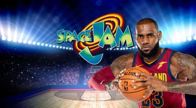 Image result for lebron space jam 2