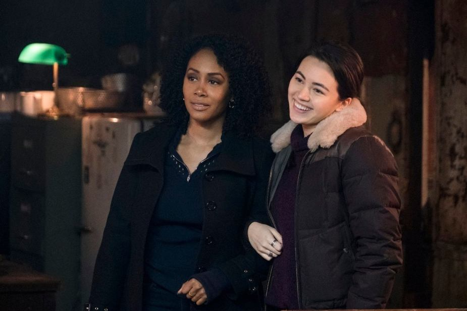 Image result for iron fist season 2 misty knight