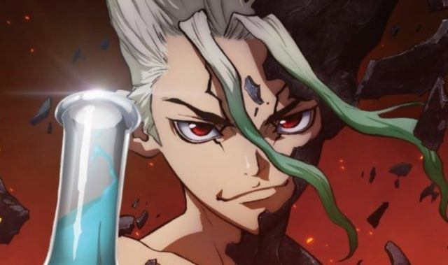 Image result for dr stone anime
