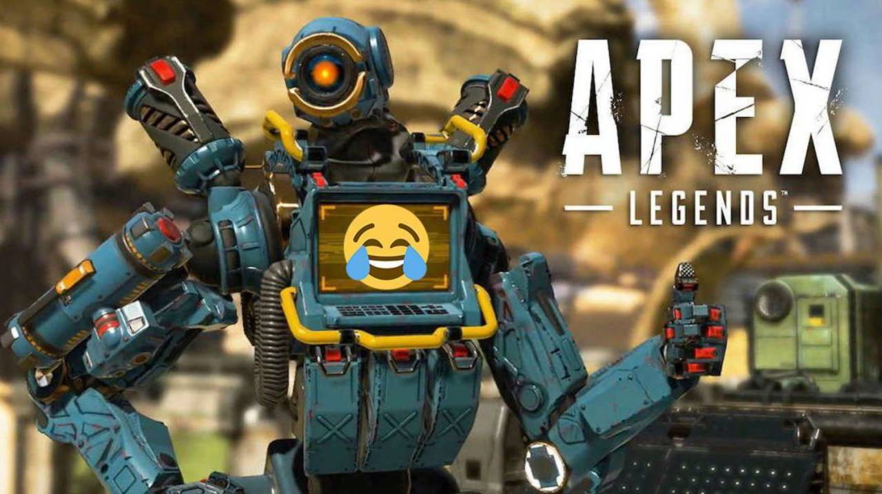 Apex Legends Ranked Meme Play Youtube