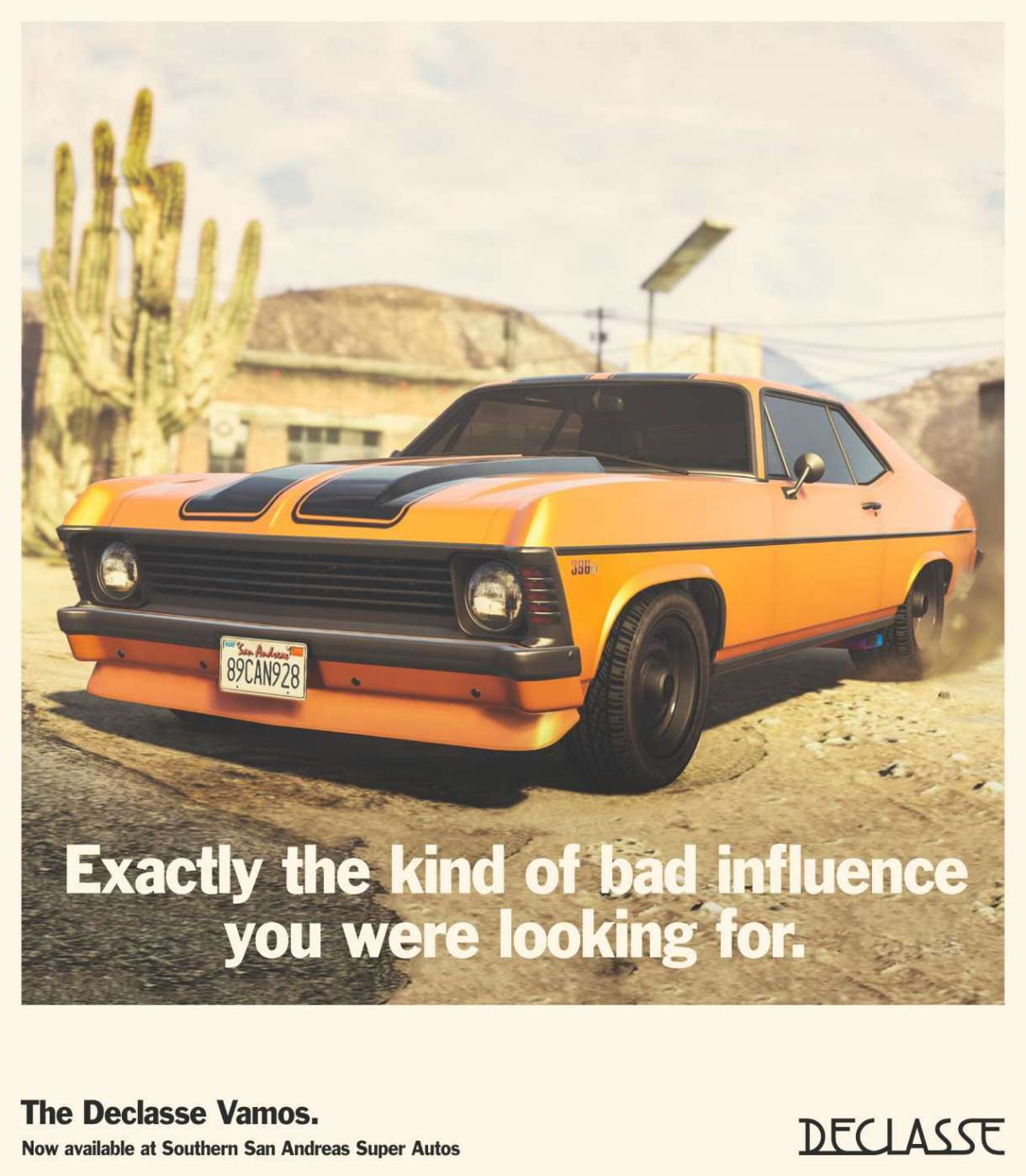 Grand Theft Auto Online Rockstar Games Declasse Vamos