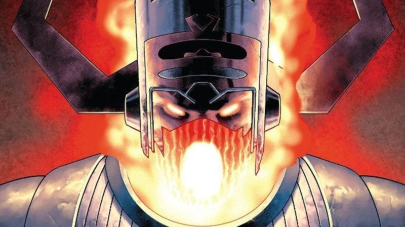 Marvel Gives Galactus a Universe-Breaking Power Upgrade