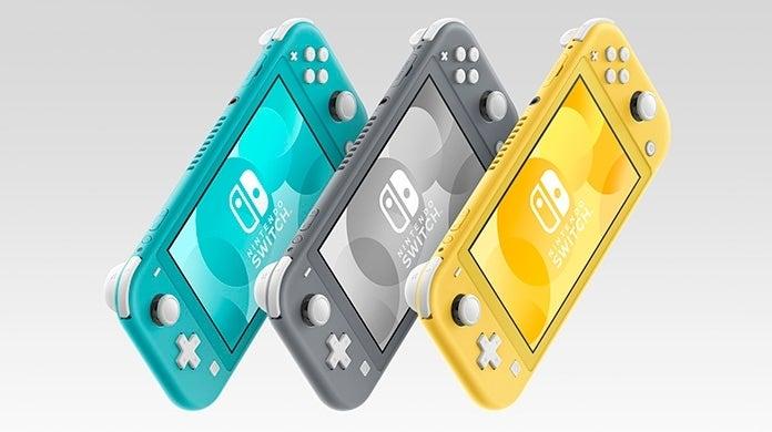 Nintendo Switch Lite Games
