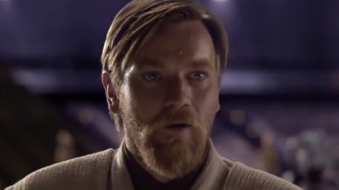 Star Wars Prequel Meme Is Mad At Ewan Mcgregor S Obi Wan