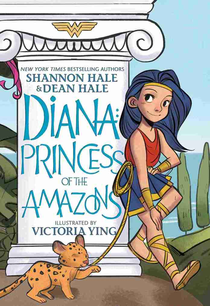 Diana Princess of the Amazons