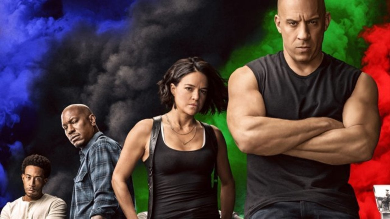 fast furious 9 releases colorful