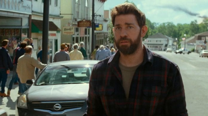 a quiet place part ii john krasinski