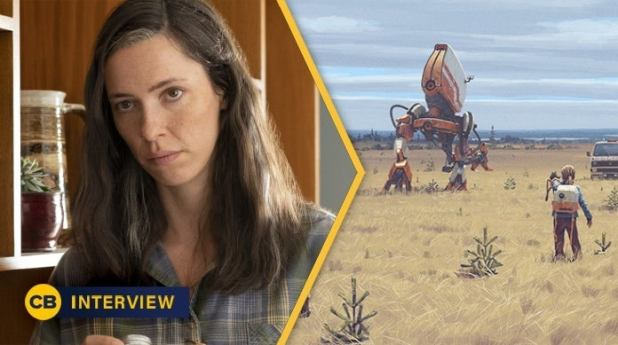 tales from the loop rebecca hall interview