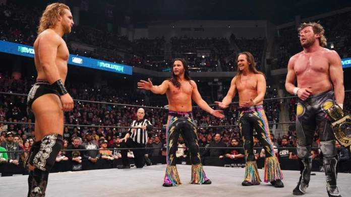 AEW's Seven Best Matches From the Company's First Year