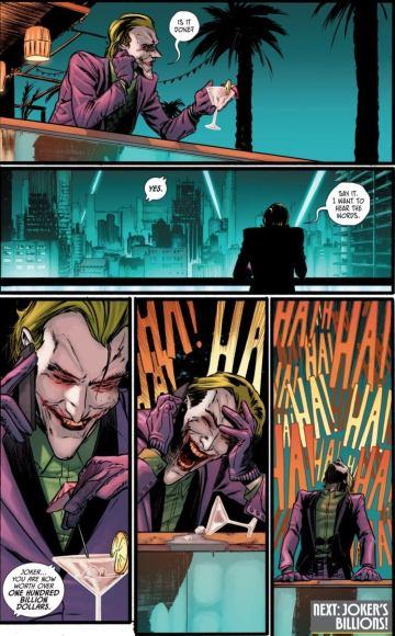¿Más rico que Bruce Wayne? Joker es el hombre más rico de Gotham City batman-93-joker-gets-wayne-fortune-gotham-wealthiest-man-1225934