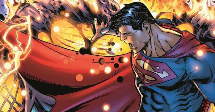 Superman Comic 23 DC Comics